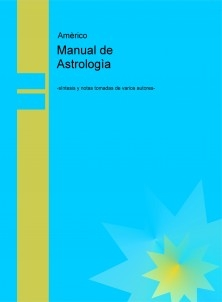 Manual de Astrologìa