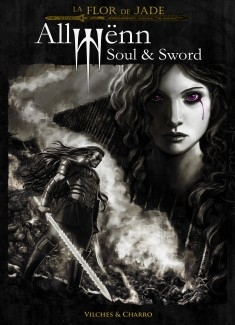 Allwënn: Soul & Sword (Illustrated Graphic Novel + Artbook)