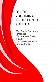 DOLOR ABDOMINAL AGUDO EN EL ADULTO