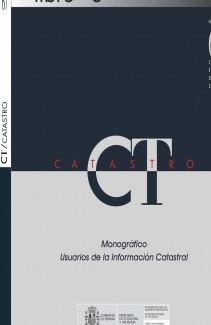 """REVISTA CATASTRO Nº 67 LIBRO_E """"MONOGRÁFICO USUSARIOS DE LA INFORMACIÓN CATASTRAL"""""""
