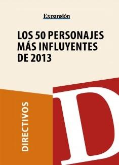Los 50 personajes más influyentes del 2013