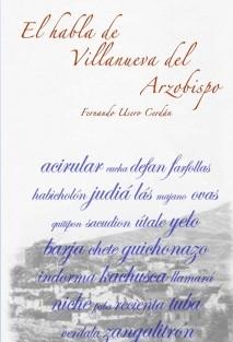 EL HABLA DE VILLANUEVA DEL ARZOBISPO