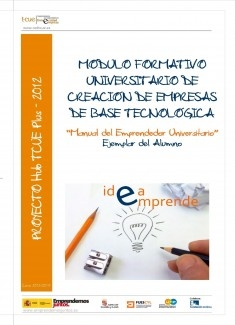 Módulo formativo universitario de creación de empresas