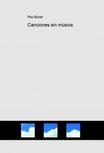 Canciones sin música