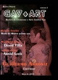 Gay+Art nº2 (revista de literatura y arte gràfico gay)