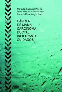 CÁNCER DE MAMA. CARCINOMA DUCTAL INFILTRANTE. CUIDADOS.
