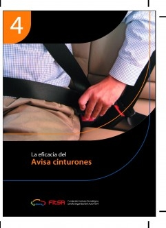 Avisa cinturones. Resumen 4ª Evidencia Científica