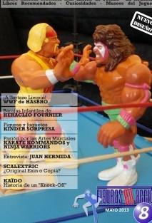 REVISTA FIGURAS EN ACCIÓN Nº8 - MAYO 2013