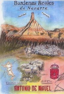 BARDENAS REALES - Realidad y Fantasía en el Inmenso Territorio