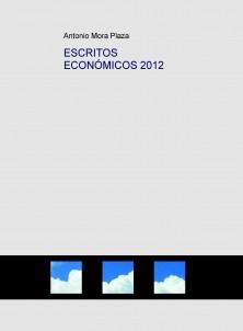 ESCRITOS ECONÓMICOS 2012