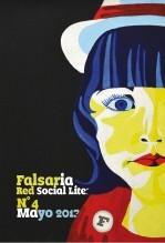 Libro Cuarta Edición - Falsaria, autor Red Social Falsaria