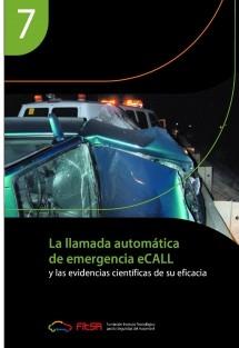 La llamada automática de emergencia eCALL. Resumen 7ª Evidencia científica
