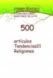 500 artículos Tendencias21 RELIGIONES
