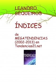 ÍNDICES de MEGATENDENCIAS (2002-2013) en Tendencias21
