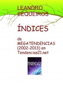 ÍNDICES de MEGATENDENCIAS (2002-2013) en Tendencias21