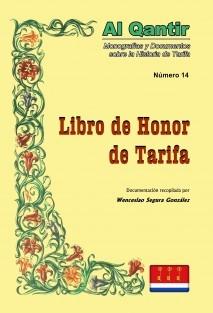 Libro de Honor de Tarifa