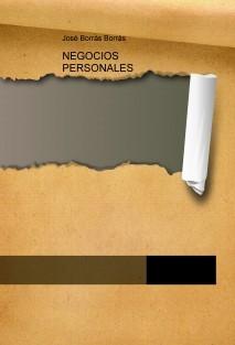 NEGOCIOS PERSONALES