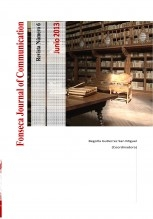 Libro Revista Fonseca Journal od Communication Número 6, autor FonsecaJournal