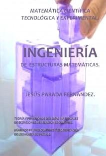 MATEMÁTICA CIENTÍFICA TECNOLÓGICA Y EXPERIMENTAL. INGENIERÍA DE ESTRUCTURAS MATEMÁTICAS.