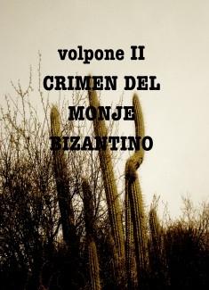 CRIMEN DEL MONJE BIZANTINO