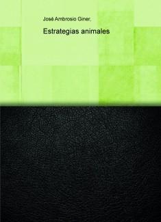 Estrategias animales