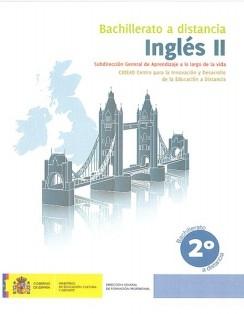 Inglés II, 2 Bachillerato