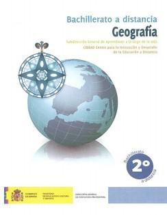 Geografía, 2 Bachillerato