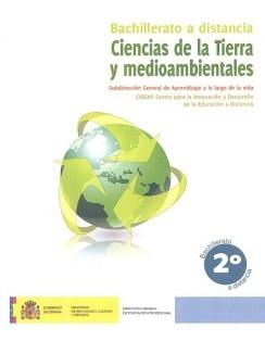 Ciencias de la tierra y medioambientales, 2 Bachillerato