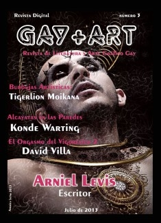 Gay+Art nº 3 Revista de Literatura y Arte Grafico Gay