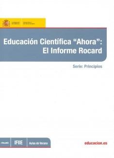"""Educación científica """"Ahora"""" : el informe Rocard"""