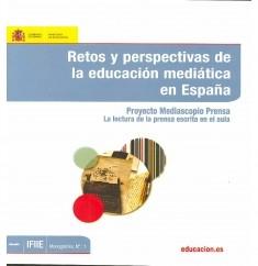 Retos y perspectivas de la educación mediática en España : Proyecto Mediascopio Prensa : la lectura de la prensa escrita en el aula