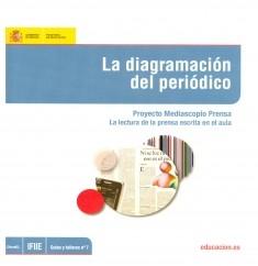 La diagramación del periódico : proyecto Mediascopio Prensa : la lectura de la prensa escrita en el aula