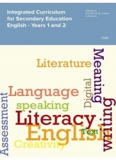 Integrated curriculum for secondary educatión English, years 1 and 2