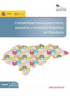 Contabilidad básica para micro, pequeña y mediana empresas en Honduras
