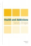 Health and Addictions/Salud y Drogas, vol.13 nº1, 2013