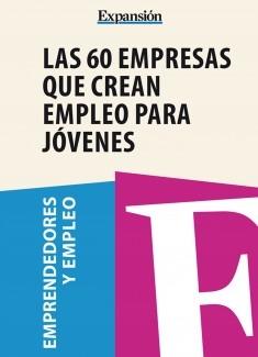 Las 60 empresas que crean empleo para jóvenes