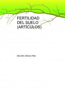FERTILIDAD DEL SUELO (ARTÍCULOS)