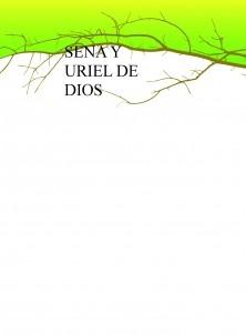 SENA Y URIEL DE DIOS