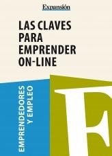 Libro Las claves para emprender online, autor Expansión