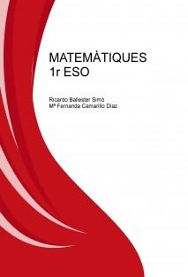 Matematiques 1r Eso