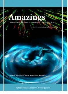 Amazings 7 (Julio-Agosto-Septiembre 2012)