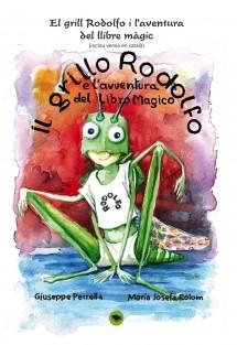 Il grillo Rodolfo e l'avventura del libro Magico
