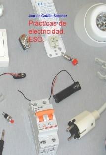 Prácticas de electricidad. ESO.