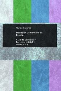 Mediación Comunitaria en España