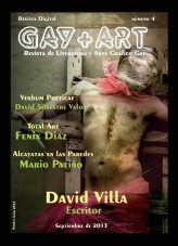 GAY+ART nº4 (revista de literatura y arte grafico gay)