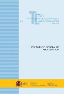 """TEXTO LEGAL Nº 1 """"REGLAMENTO GENERAL DE RECAUDACIÓN"""""""