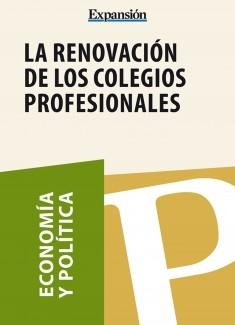 La renovación de los colegios profesionales