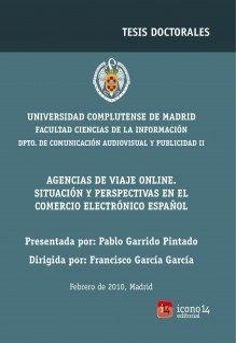 Agencias de viaje online, situación y perspectivas en el comercio electrónico español