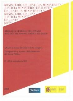 XXXIV JORNADAS DE ESTUDIO DE LA ABOGACÍA: TRANSPARENCIA Y ACCESO A LA INFORMACIÓN DEL SECTOR PÚBLICO