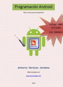 Programación Android paso a paso para principiantes